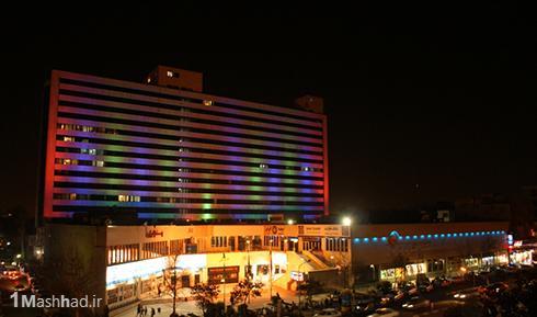 آدرس مجتمع تجاری زیست خاور , مجتمع تجاری زیست خاور در مشهد