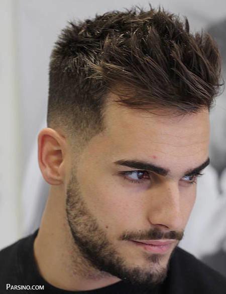 مدل موی جدید مردان ,مدل مو مرد ,مدل مو برای مردان