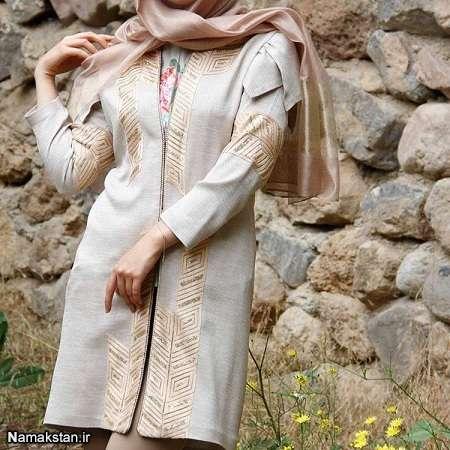 مدل مانتو عربی , مدل مانتو عربی بلند , مدل مانتو عربی مجلسی