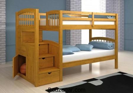 مدل مدل تخت خواب دو طبقه بچه گانه، مدل تخت خواب دو طبقه کودک، مدل تخت خواب دو طبقه جدید، مدل تخت خواب کودک